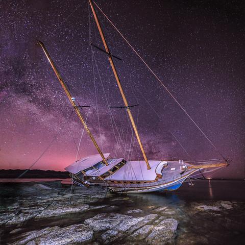 Sardinia Italy Astrophotography Photography