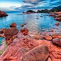 Su Sirboni Marina di Gairo Sardinia Sunset Long Exposure Sea View_Raffaele Cabras.jpg