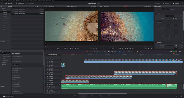 3 Simple Methods to Make DaVinci Resolve 14 Playback Faster
