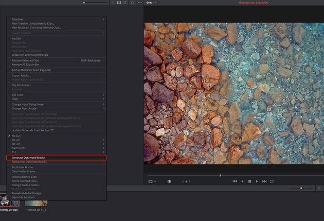 3 Simple Methods to Make DaVinci Resolve 14 Playback Faster 4k Footage