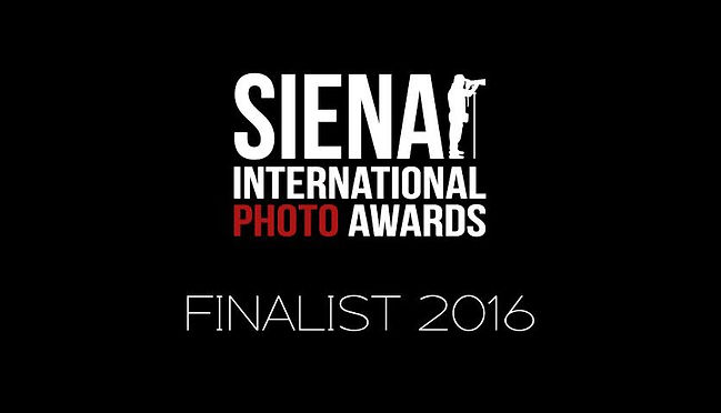 Siena International Photo Awards Finalist 2016