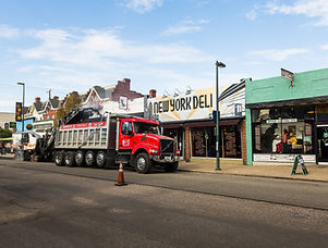 Colony Construction Inc-Carytown Milling