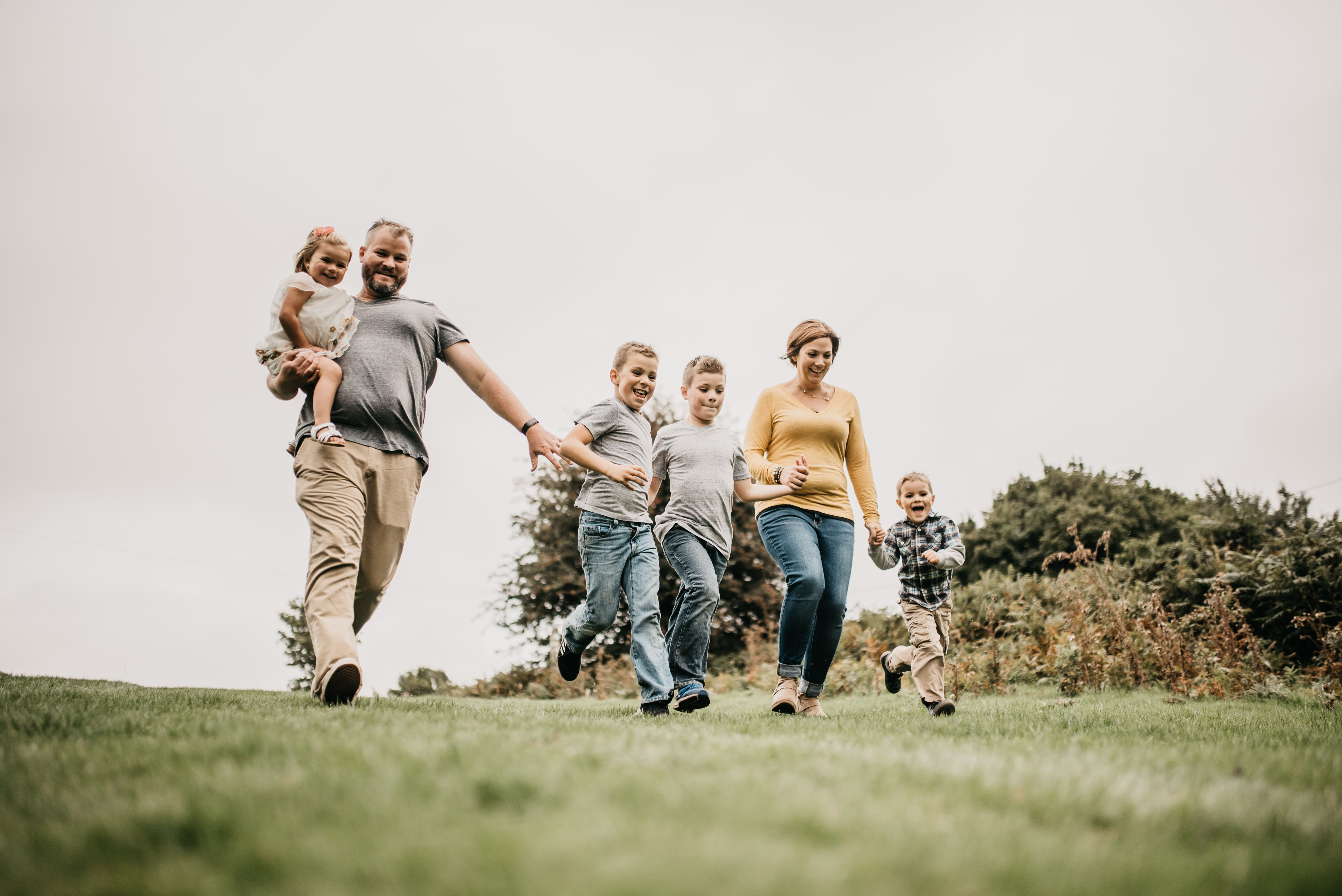Pennard family photographer