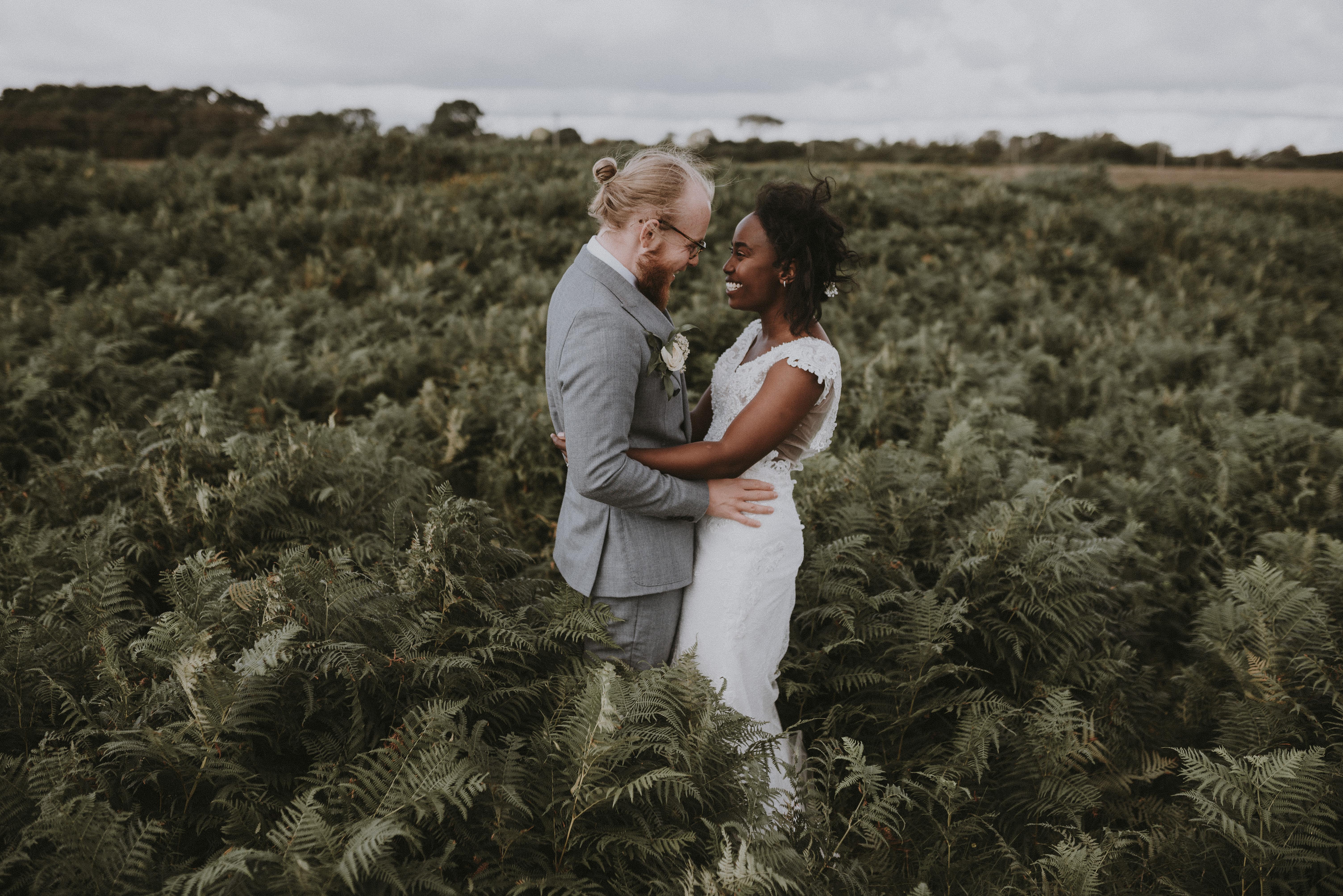 wild wedding photographer uk