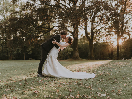 A magical wedding at Fairy Hill, Gower