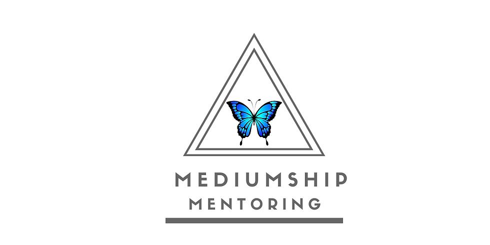 Private Mediumship Mentoring