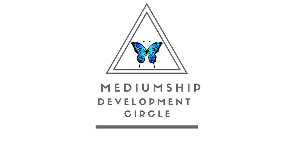 Mediumship Development Circle on Zoom