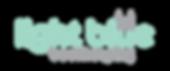 Light Blue Bookkeeping logo