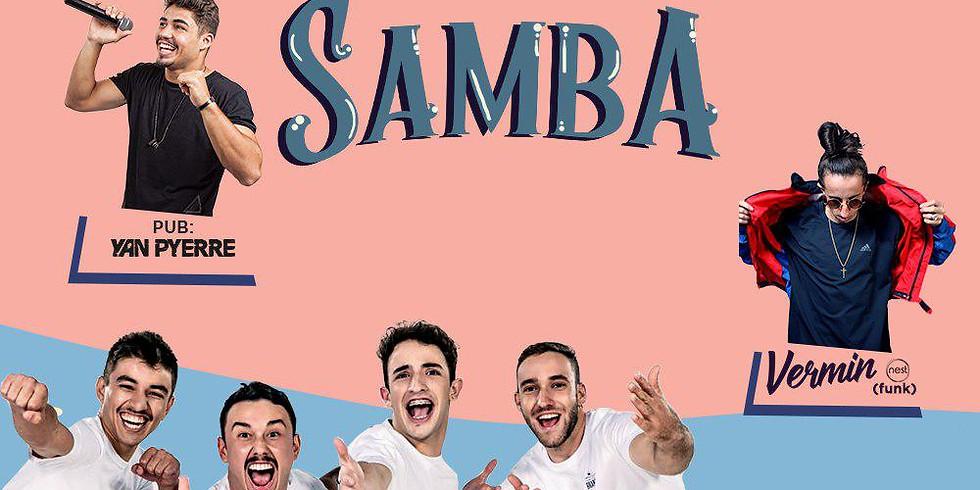 SAMBA c/ Ousa Samba - Yan Pierre - Vermin