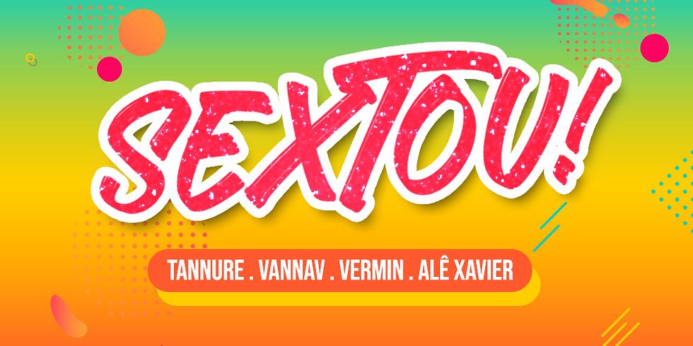 SEXTOU c/ Negus - Vermin - VannaV - Tannure