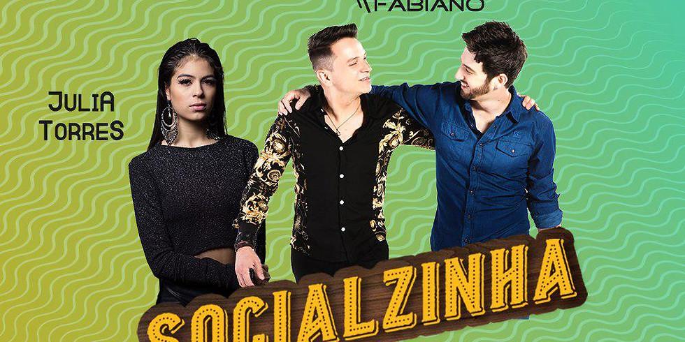 SOCIALZINHA c/ LEONARDO DE FREITAS & FABIANO - JULIA TORRES (FUNK)