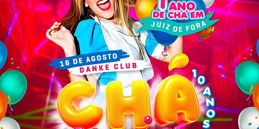 CHÁ DA ALICE c/ DJ Lupêre - DJ Ju de Paiva - DJ Vedder