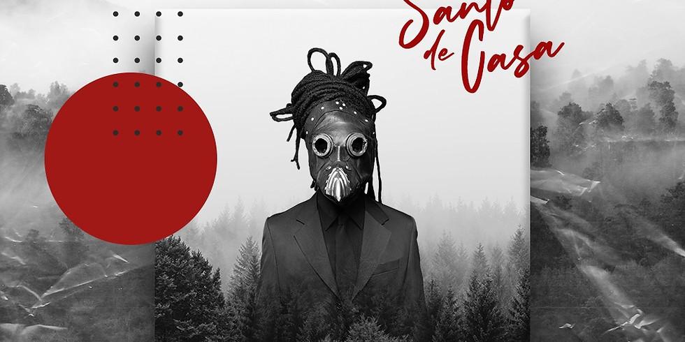 SANTO DE CASA c/ Capute & Moa - Lamas - VannaV - Tannure - VFfon - Guif