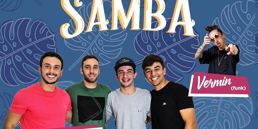 SAMBA NA DANKE c/ Ousa Samba • Vermin