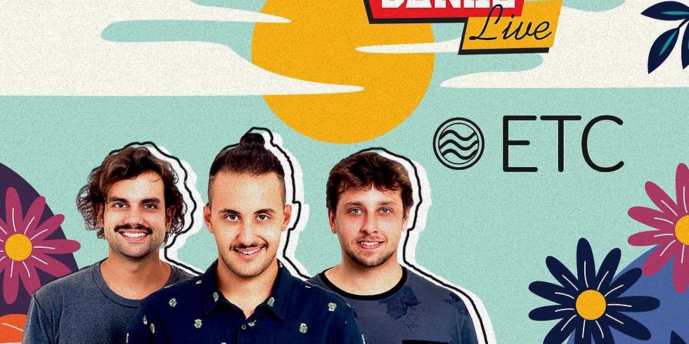 DANKE LIVE c/ ETC - Marcelo Castro
