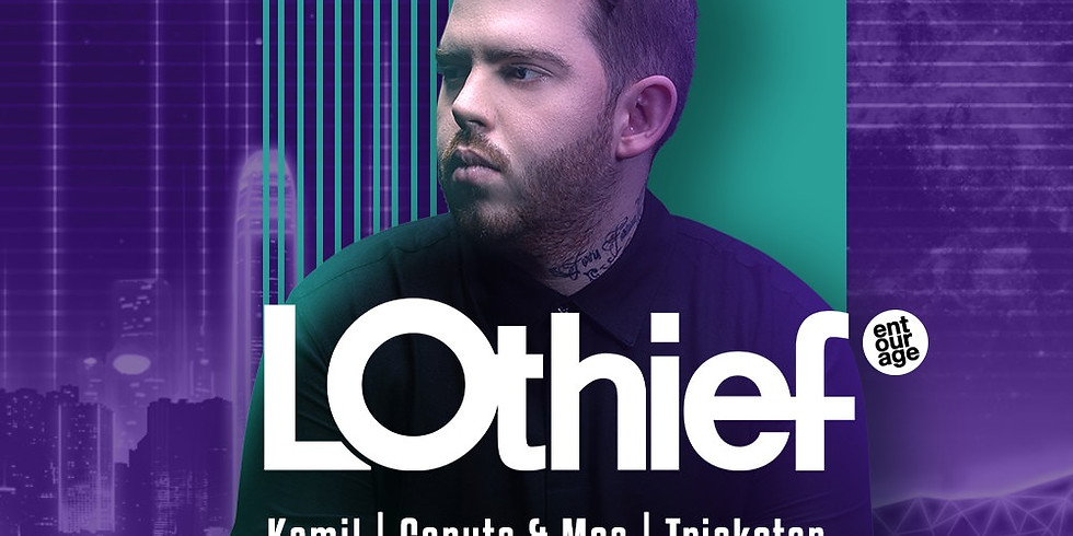 LOTHIEF c/ TRICKSTER - KAMIL - CAPUTE & MOA