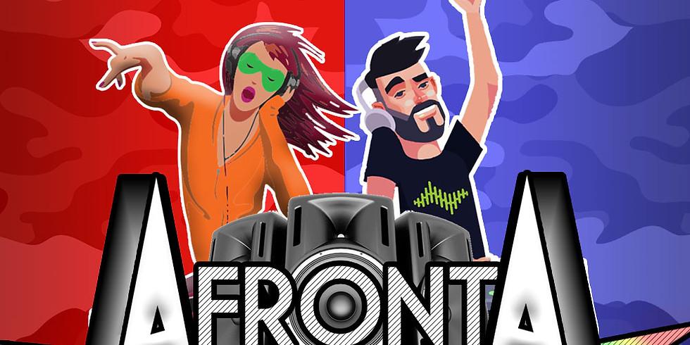 AFRONTA • Batalha de DJs