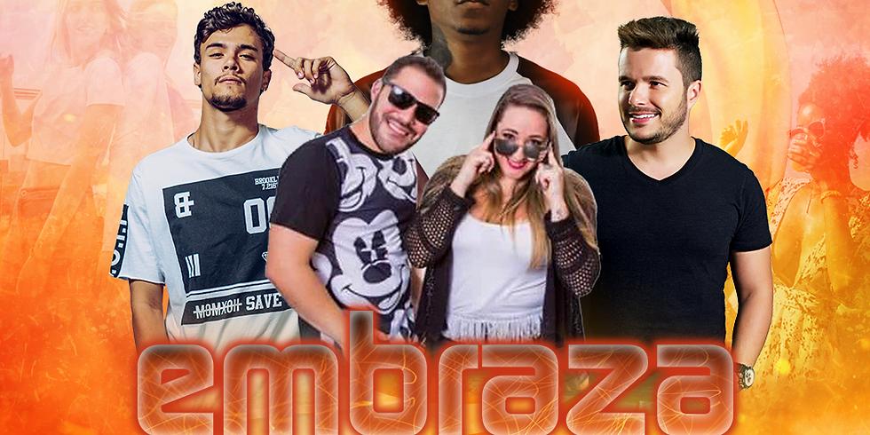 EMBRAZA c/ PL Torvic - LVL DJs - Rodolfo Marinho - Tannure