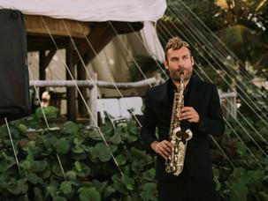 Jellyfish Restaurant- wedding band of  Punta Cana Live Music