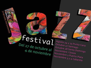 Have you been to the Dominican Republic Jazz Festival 2018?