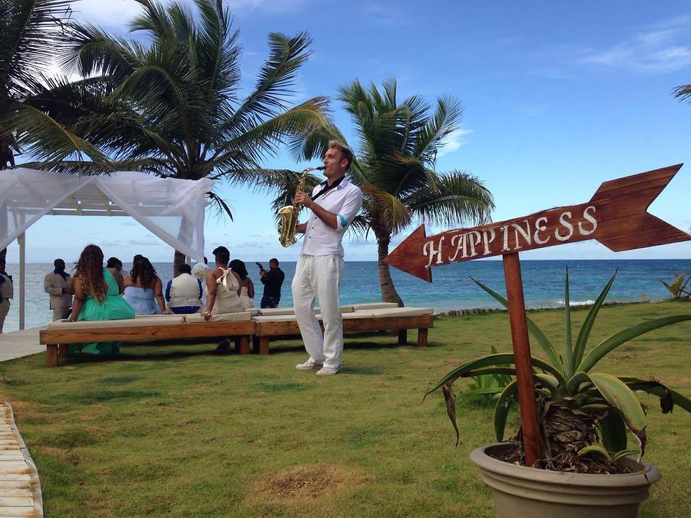 The Palms Punta Cana Wedding venue (Uvero Alto)