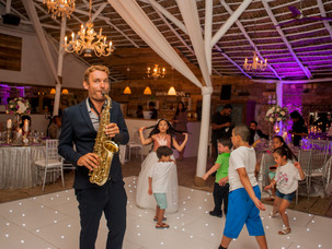 Huracan cafe wedding entertainment- Punta Cana Live Music