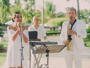 The guide to hire your wedding musician in Punta Cana