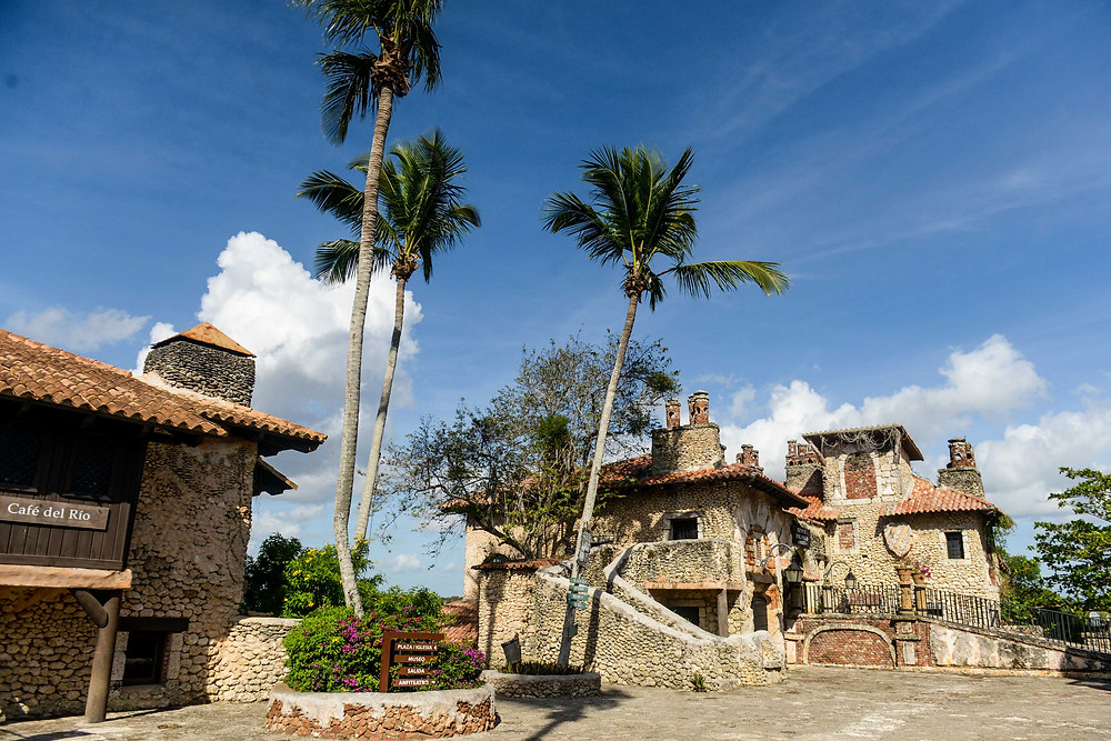 Altos de Chavon, Dominican Republic wedding