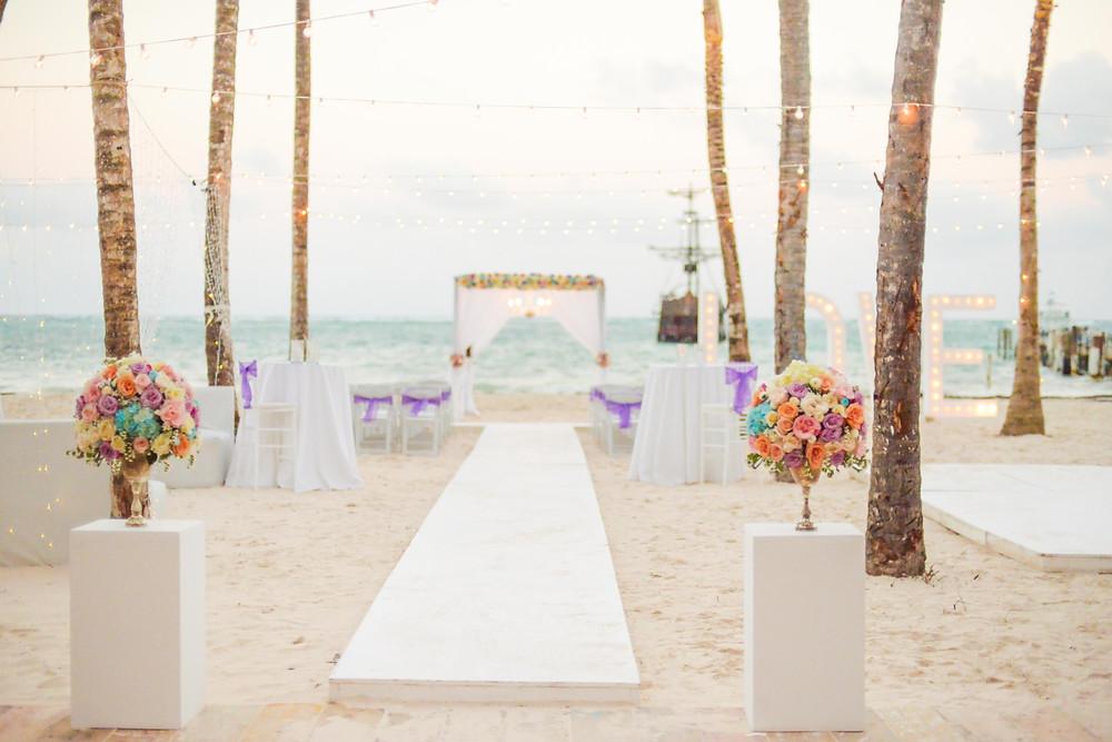 Punta Cana Wedding, Huracan Cafe