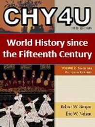 Grade 12 History-CHY4U
