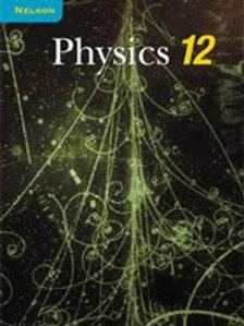 Grade 12 Physics-SPH4U