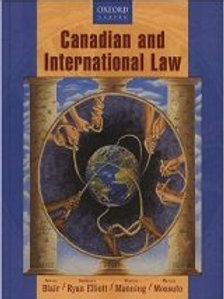 Grade 12 Canadian and International Law-CLN4U