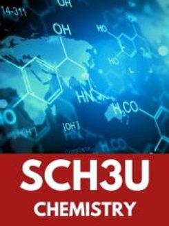 Grade 11 Chemistry-SCH3U
