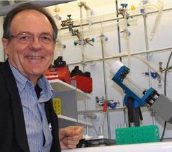 Professor Colin Raston and the VFD