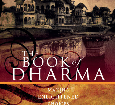 """The Book of Dharma"" by Simon Haas"