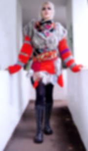 DURGA, Personal wardrobe upcycling, repu