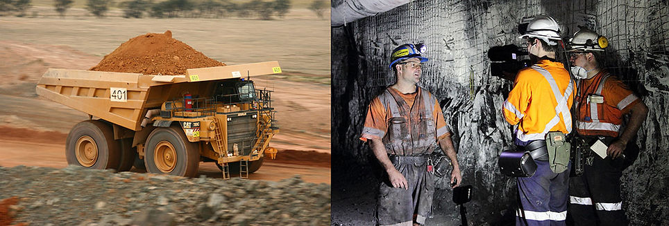 WHS Mine Site Video Production in NSW