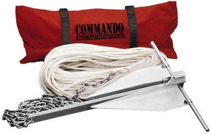 Fortress Commando Anchor System
