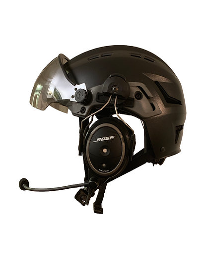SCSC Pilot Helmet Package (Bose A20 Included)