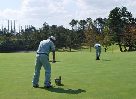 """公共施設やゴルフ場の芝生を管理する緑づくりのプロ集結。""""生きているものづくり""""の現場で働く、クリエイティブな造園技術者募集!"""