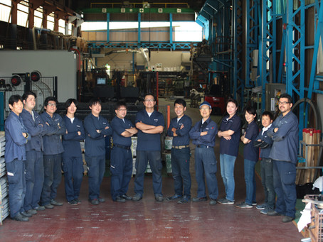 設計から製造までスタッフ一丸となって取り組む金属加工会社で、コツコツ技を磨く金属加工職人募集!