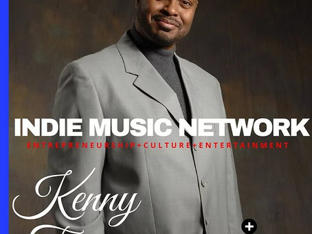 Indie Music Network CEO Kenny Troy on Cover of Incline Magazine