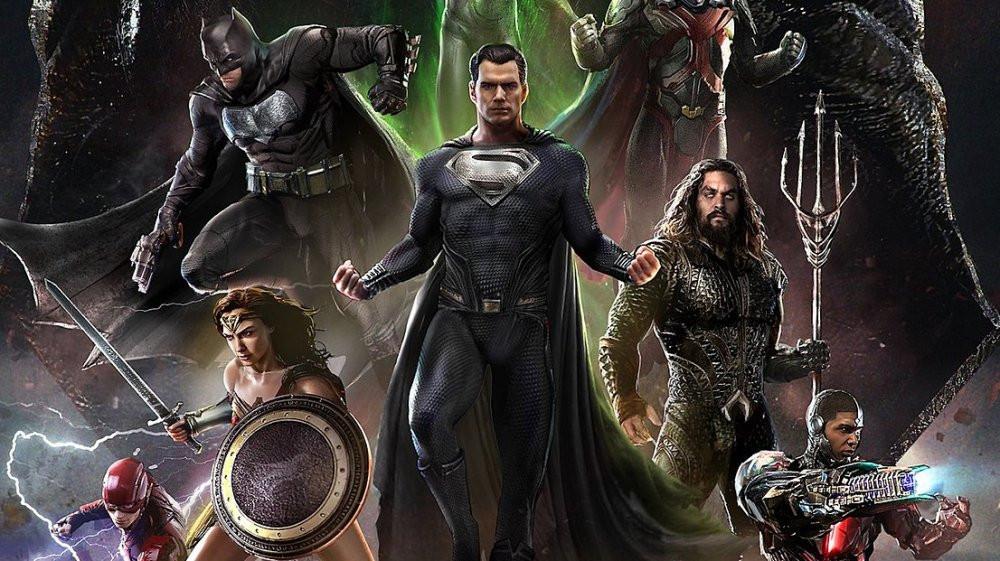 zack snyder s justice league filmi