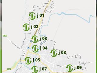 Ya se encuentran determinados los puntos urbanos en donde se ubicarán las jaulas PET