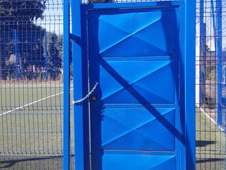 Recintos deportivos Municipales se mantendrán cerrados pese a medida de desconfinamiento