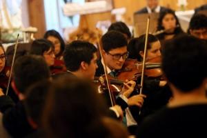 Orquesta Filarmónica de Los Ríos se presenta este sábado en la comuna