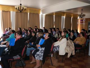 Treinta usuarias del Programa Mujeres Jefas de Hogar se capacitaron en temas contables