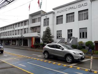 Alcalde Pinuer informó al Concejo la apertura de la Oficina de la Discapacidad e Inclusión en la com