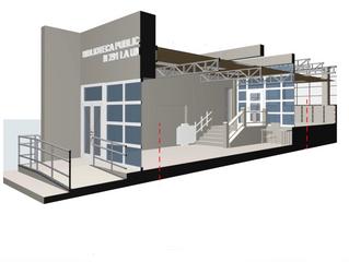 Concejo aprobó monto con el que se postulará a proyecto que pretende mejorar Biblioteca Municipal