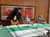 Alcalde y autoridades de salud hacen urgente llamado ante aumento de contagios
